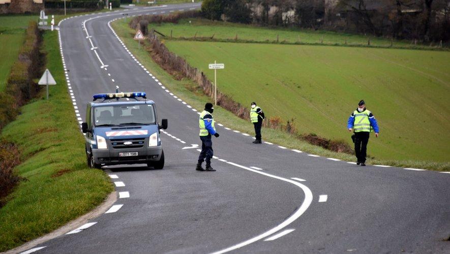 Lors d'une intervention, une patrouille de gendarmerie aveyronnaise s'est faite dérober son... véhicule !