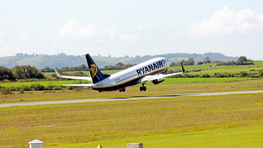 Les premiers vols de la saison estivale entre Rodez et Londres sont prévus début juillet.