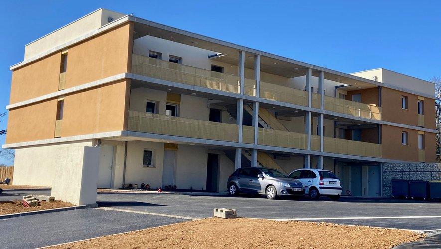 Le nouvel immeuble Avenue du Planhol
