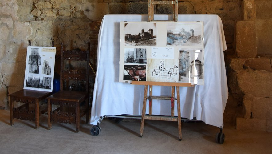 Annie et Yves-Olivier Denoual, une vie de château à Galinières
