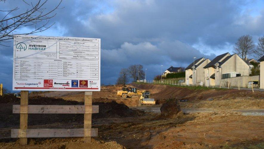 Ce ne sont pas moins de17 pavillons HLM qui seront accessibles à la location mais aussi à la propriété.