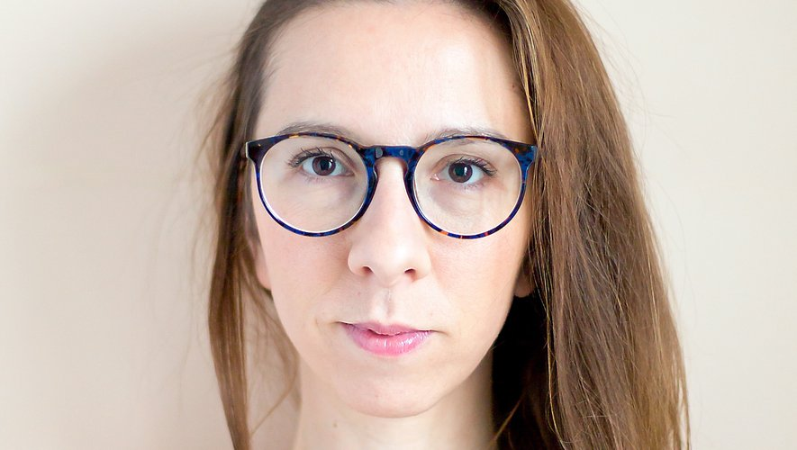 """Coralie Ferreira : """"L'Aubrac ? Un enchantement perpétuel, une source de bien-être inépuisable."""" CF"""
