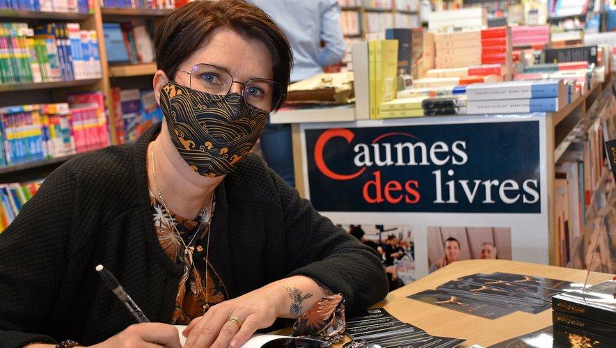 La romancière a commencé l'écriture de son troisième livre, « Résurrection ».