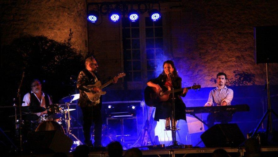 Le seul concert programmé en 2020 avec la Bedoune Quartet au Château de Graves.