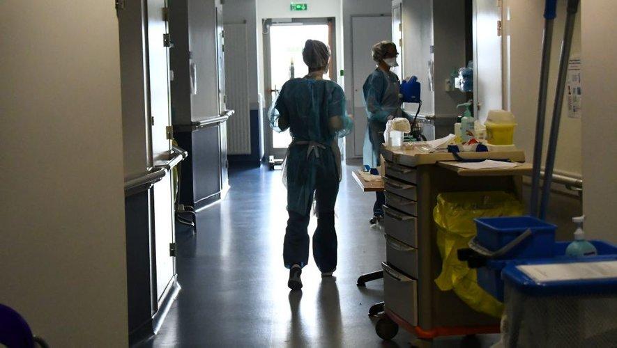 Le dernier bilan chiffré de l'Agence régionale de santé indique que 1 857 personnes sont actuellement hospitalisées sur la région.