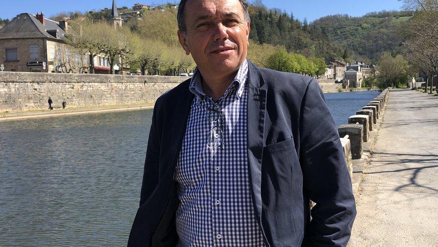 J.-Pierre Olivier, directeur des services techniques de la ville, prend sa retraite/Photo MCB