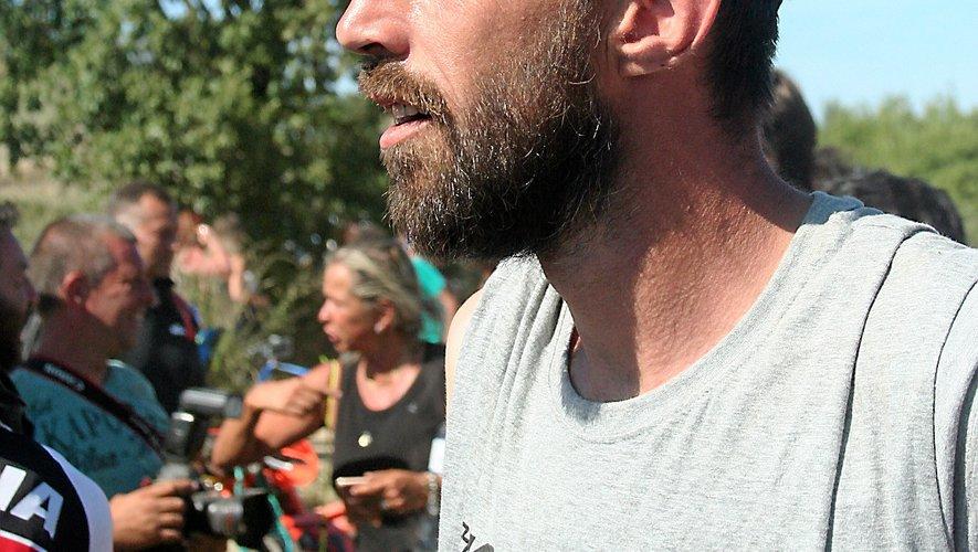 Sylvain Evanno, organisateur de l'Aveyronnais classic.