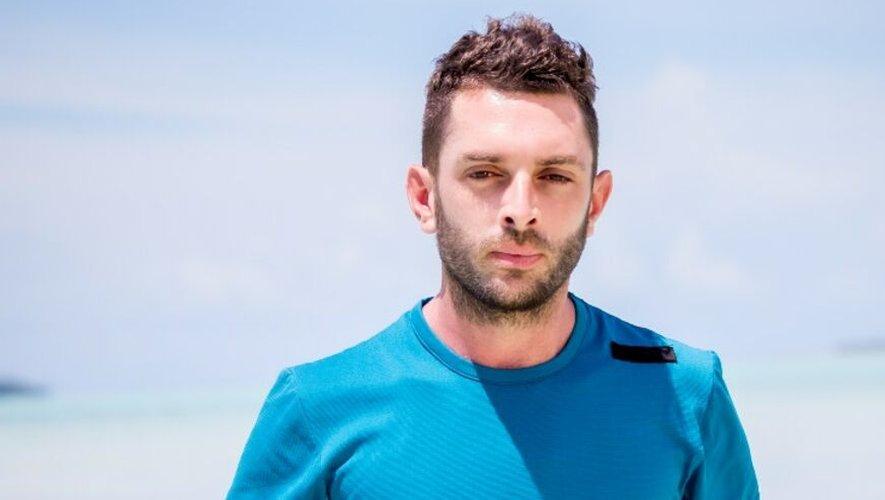 Moniteur d'escalade à Millau, Jonathan participe depuis plusieurs semaines  à l'émission Koh-Lantah.