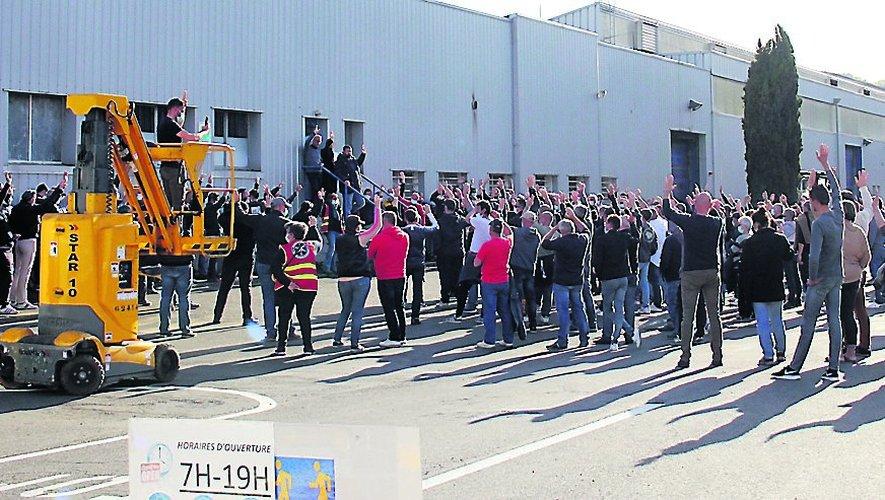 Les salariés ont voté pour la reprise du travail ce vendredi à 5 heures mais aussi pour le blocage des livraisons à Renault jusqu'à au moins mercredi prochain.
