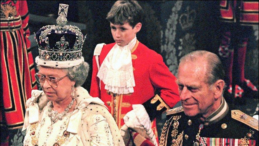 """Le Prince Philip appelait, en privé, la reine """"Mon chou"""", à en croire Peter Morgan, scénariste du film """"The Queen""""."""