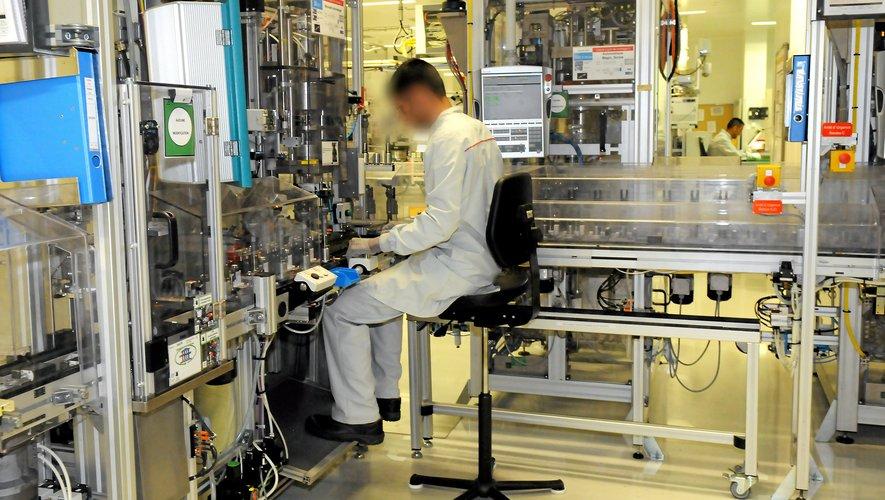Le projet industriel de Bosch pour son usine ruthénoise  ne satisfait toujours pas  les syndicats, ni les acteurs politiques.