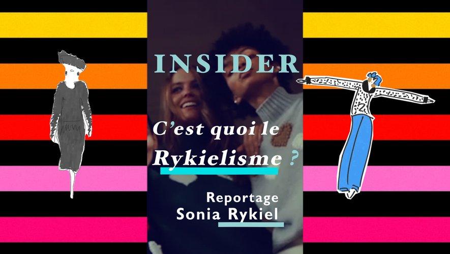Michael Dayan, directeur général de Sonia Rykiel, nous dit ce qu'est le Rykielisme.