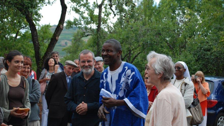 Moussa comptait de nombreux amis à Valady où il a souvent séjourné.