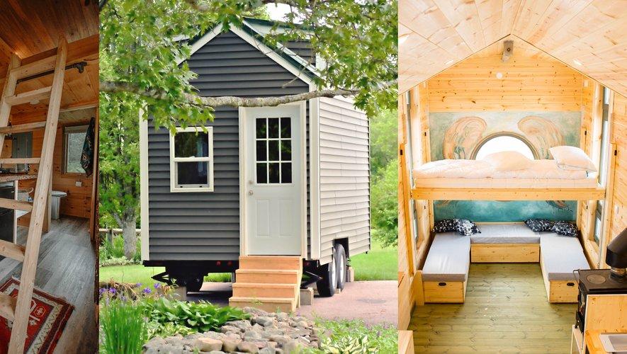 Les tiny house représentent depuis quelques années un idéal de liberté.