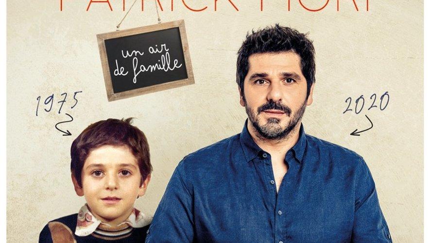 """L'auteur-compositeur-interprète présentera son album """"Un air de famille""""."""