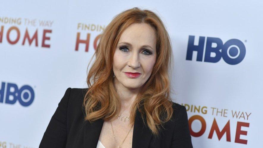"""L'autrice de la saga romanesque """"Harry Potter"""", J.K. Rowling, revient avec un roman jeunesse dont la sortie dans plus de 20 langues est prévue le 12 octobre."""
