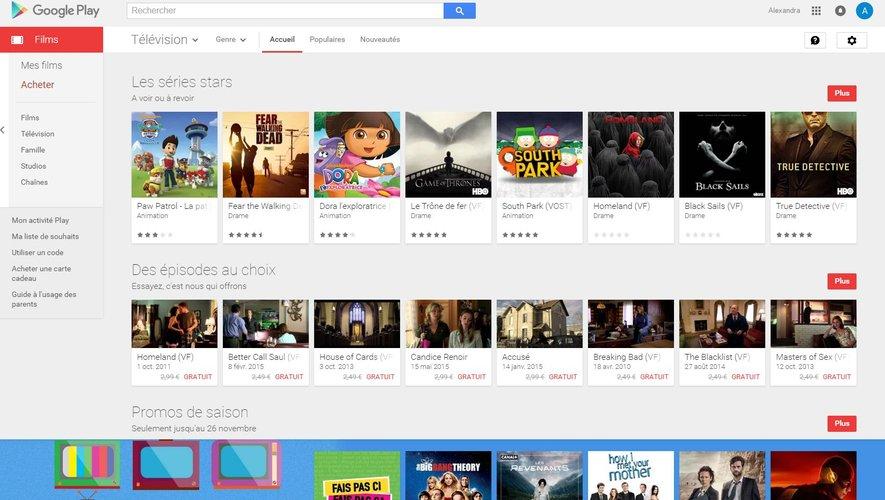 Pour apaiser les clients les plus anciens, Google a offert un code promo pour un film gratuit dans l'email annonçant la fin de l'application Google Play Movies & TV sur certains téléviseurs.