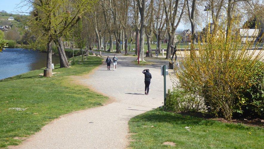 Le Foirail, un lieu unique de promenade et de détente