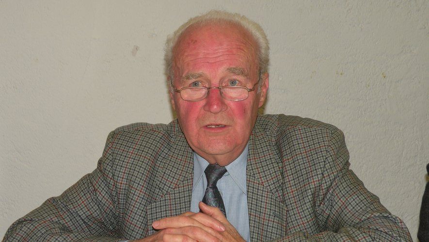 Claude Penel, ci-dessus en 2011./Photo GL