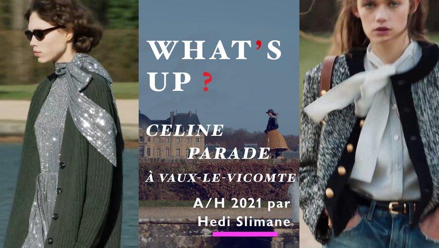 Retour avec Paris Modes Insider sur la nouvelle collection automne-hiver 2021 de Celine par Hedi Slimane.