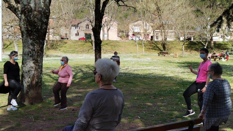 Les ateliers de prévention de la santé dispensés par l'Adar sont très appréciés des aînés.