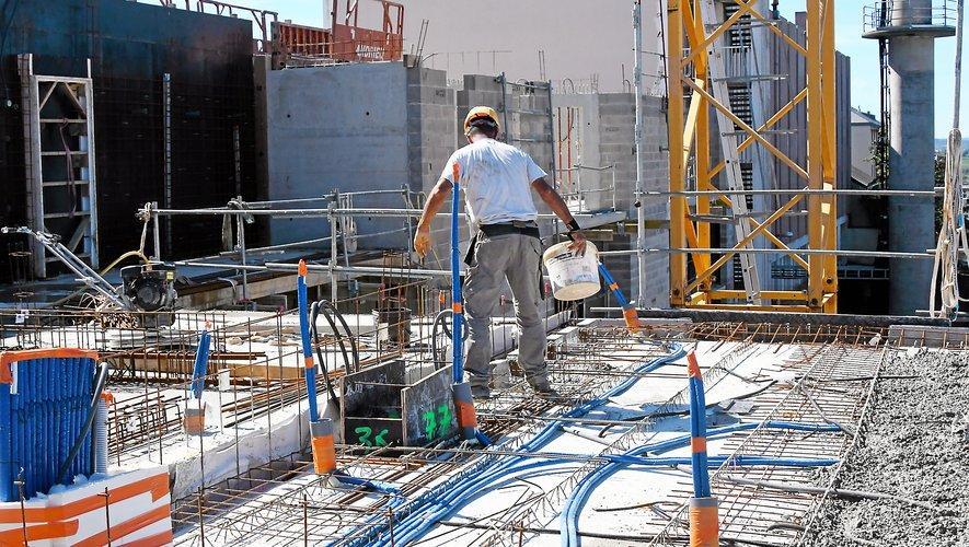 Les entreprises du bâtiment sont en recherche quasi permanente de main-d'œuvre.