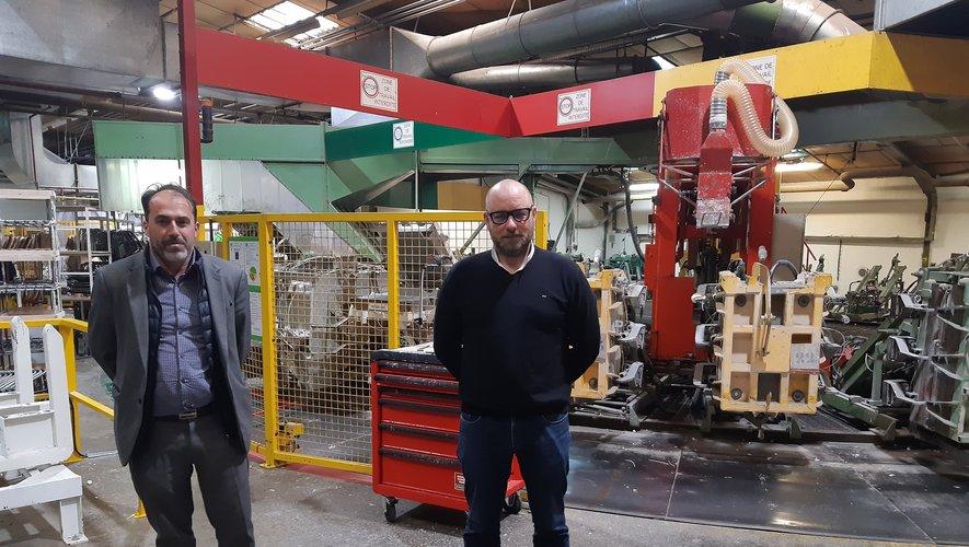 Freddy Vandenbossche et Vincent Nassiet, anciens cadres de l'entreprise, ont proposé un projet de reprise d'ITA qui a été accepté en 2013. A l'aube du huitième anniversaire de la renaissance d'ITA, quelque 70 personnes y sont embauchées..