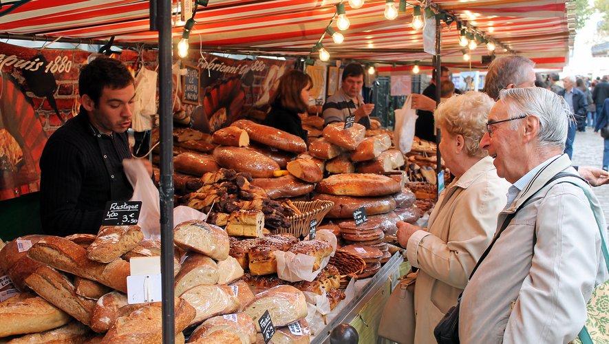 Le marché des Pays de l'Aveyron, celui du 20e anniversaire, devrait avoir lieu du 8 au 10 octobre à Bercy.