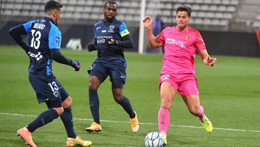 Au match aller en décembre, Parisiens et Ruthénois s'étaient quittés sur un score nul (1-1).