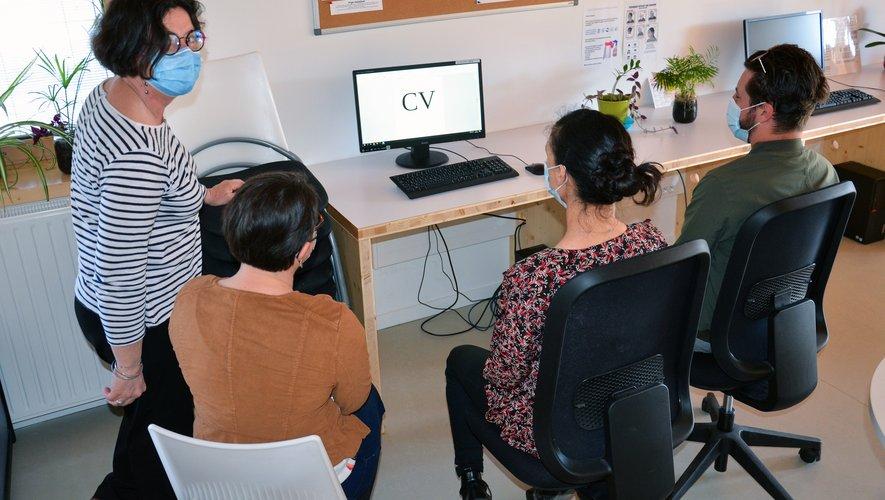 Deux ateliers CV et recherche d'emploi saisonnier seront organisés le 20 avril et le 5 mai.