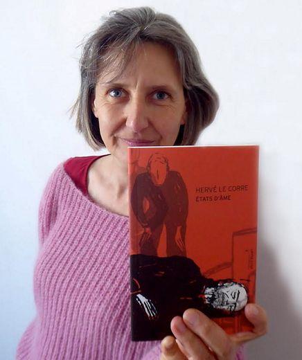 Isabelle Hochart, la passion de la lecture et de l'édition originale.