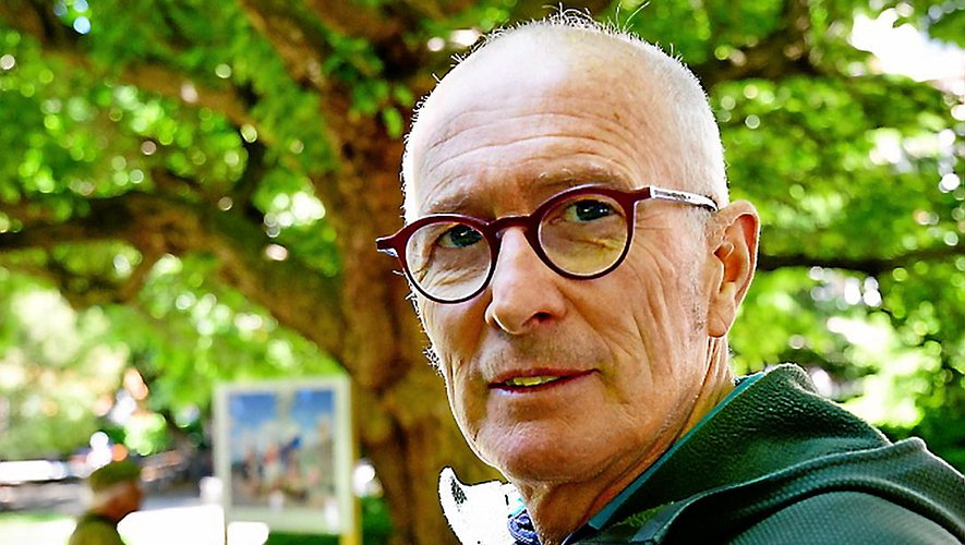 """Gilles Bertrand : """"On a une gestion financière extrêmement rigoureuse, on ne fait que ce que l'on peut faire et aujourd'hui encore plus""""."""