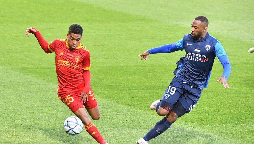 Ponceau et le Raf ont obtenu un bon point face à Kanté et au Paris FC.