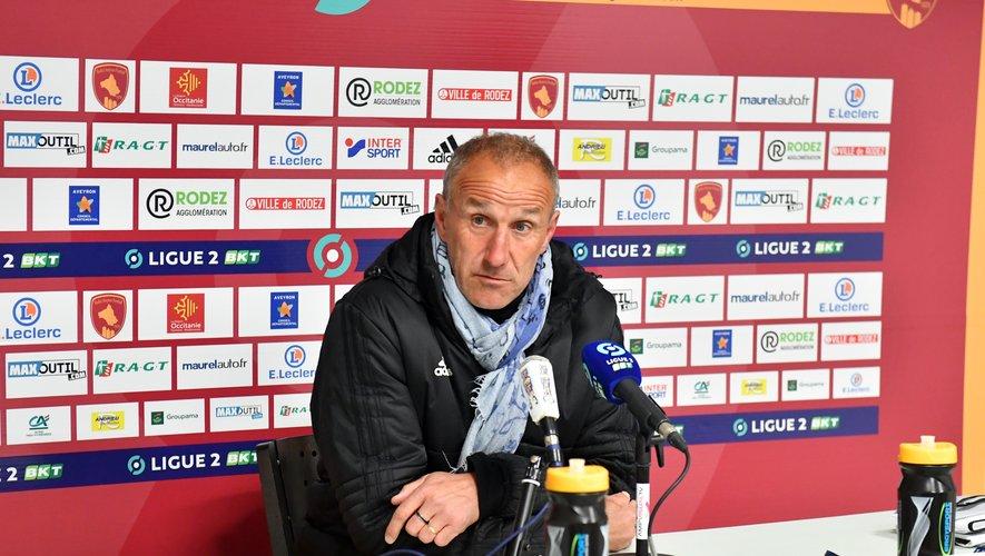 Laurent Peyrelade a apprécié à sa juste valeur le point obtenu face au PFC.