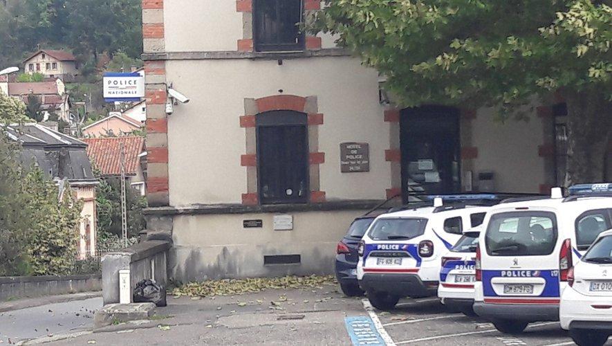 Les policiers decazevillois ont reçu le renfort des gendarmes pour mettre un terme à la rixe.