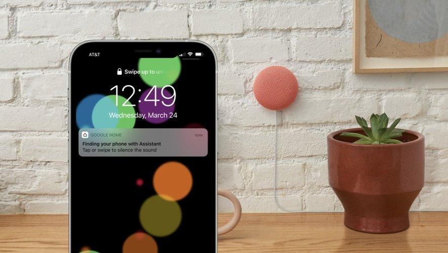 L'assistant de Google modernise ses fonctionnalités et permet notamment de retrouver son iPhone, mais aussi de commander vos plats à emporter encore plus facilement.