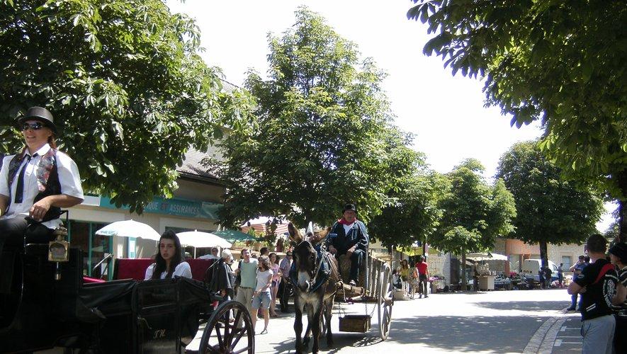 Vide-greniers et brocante de Pentecôte, le 23 mai, à Villeneuve