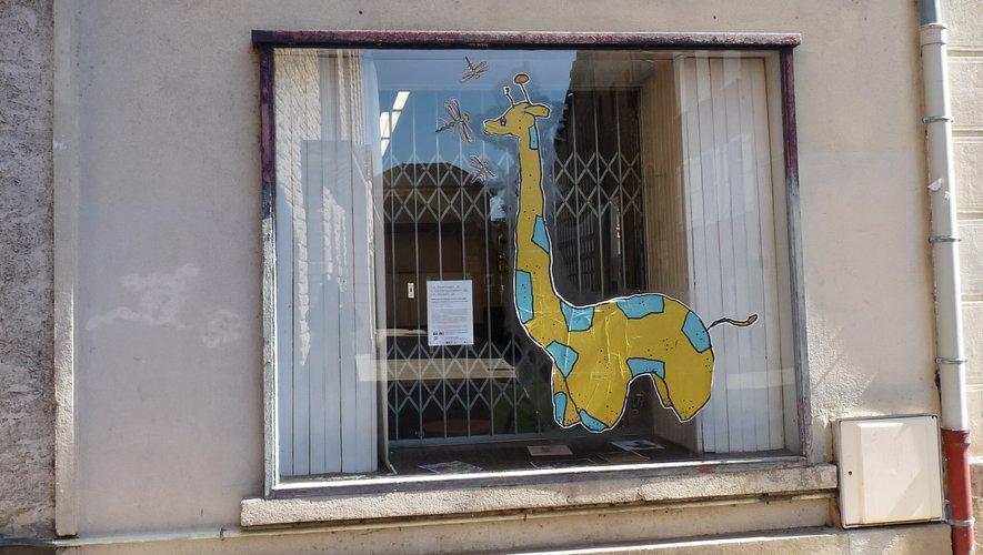 Trois autres fresques créées par les jeunes sous l'égide de l'artiste Shibanni à découvrir dans la Bastide
