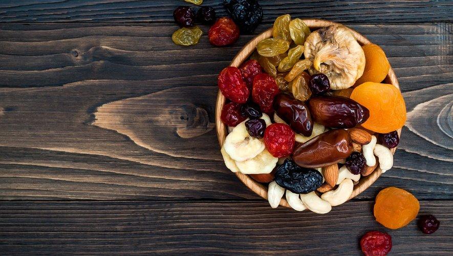 Avec les fruits secs, faites le plein d'énergie!