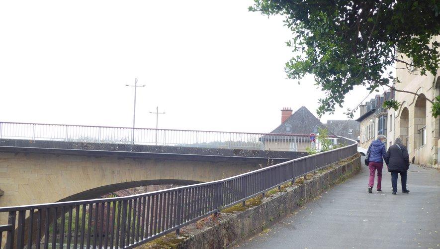 La balade autour des trois  ponts