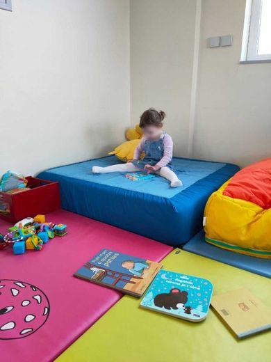 Des espaces aménagés pour les tous petits