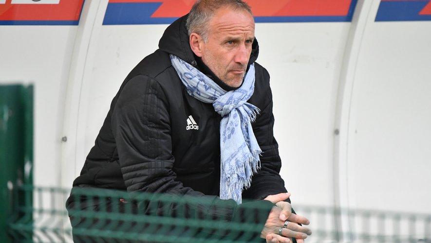 """Laurent Peyrelade : """"Chaque équipe a eu sa mi-temps""""."""