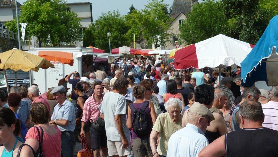 Le marché aura lieu du 20 juin au 26 septembre, place du Foirail.