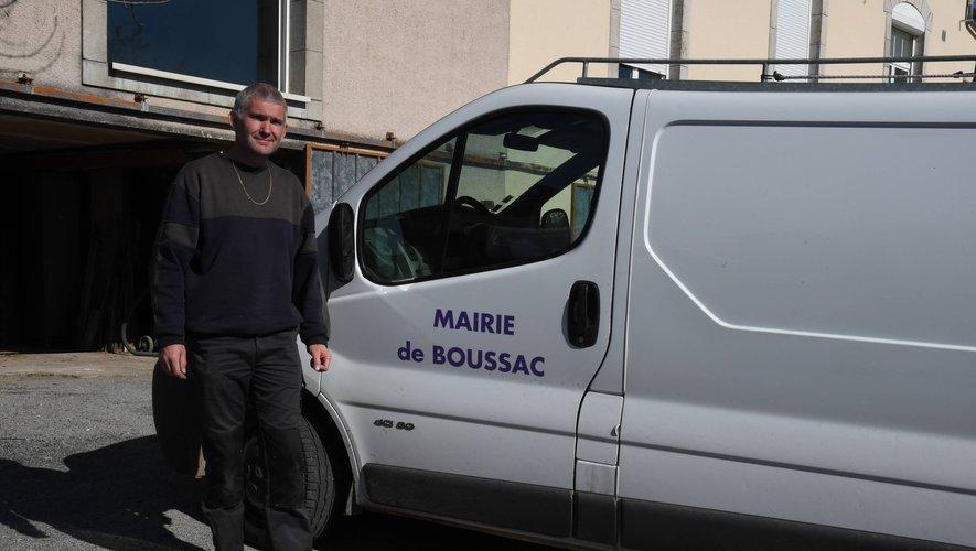 Ludovic va prendre ses nouvelles fonctions.