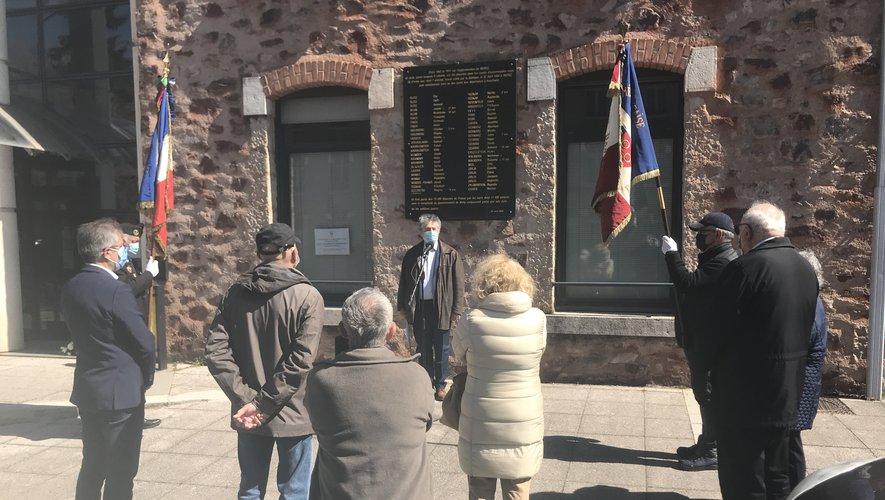 La mémoire des 38 juifs victimes de la rafle a été honorée.