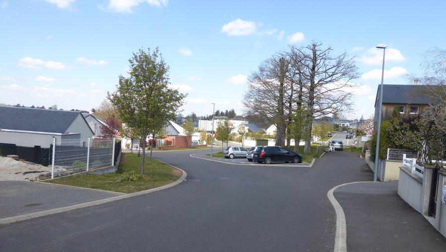 Le lotissement Clos Léon à Luc délivré en 2007.