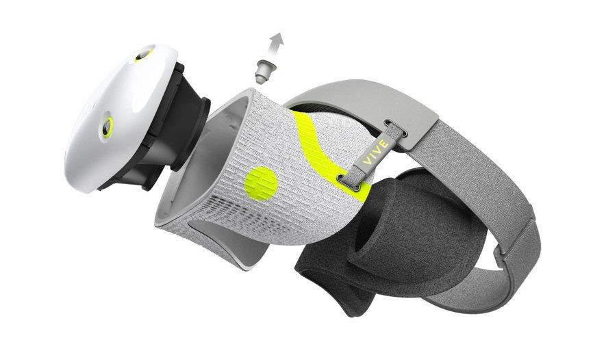 Le casque VR spécial fitness de HTC lauréat d'un prix avant même sa sortie, mais qu'a-t-il de si particulier ?