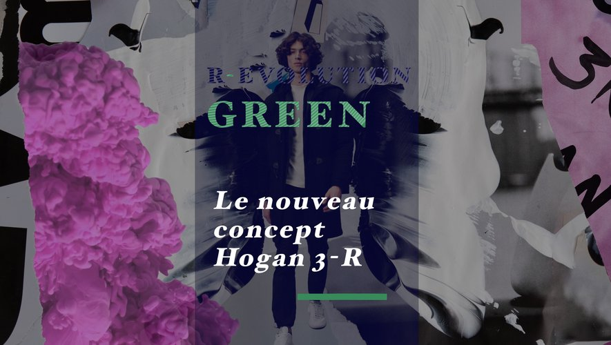R-Evolution - Green : Le nouveau concept Hogan 3-R