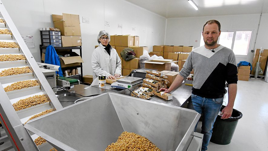 La Maison Boubal fabrique des pâtes maison avec son propre blé