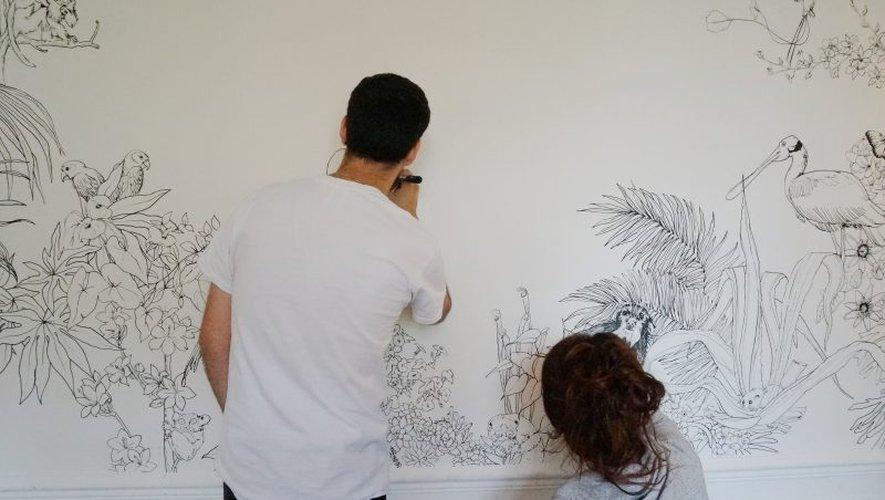 Dans le métier d'artiste,il y a aussi les aspects administratifs à géreret à maîtriser.
